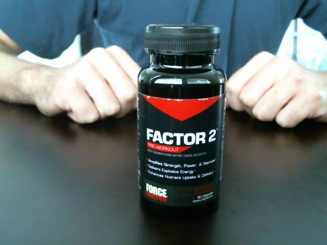 force factor 2 resenas